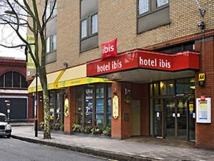 ibis London Euston St Pancras