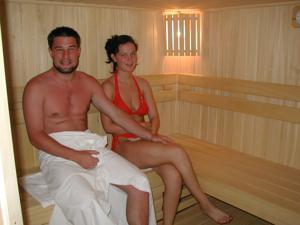 Как мы с женой в бане попробовали мжм 94