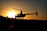Los Angeles Romantic Helicopter Night Flight