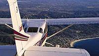 Los Angeles Sightseer's Airplane Dream