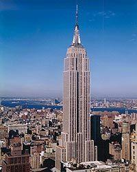 Ny Skyride Empire State Building Tickets