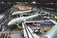 Seattle Boeing Factory Tour