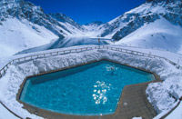 Private Tour: Portillo Ski Resort Day Trip from Santiago