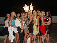 South Beach Bachelorette Party Package